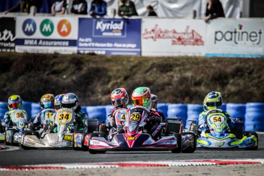 GILBERT Lewis – Euro-Series – Salbris - X30junior
