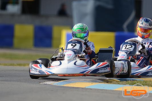 Elliot Vayron - Le Mans by LGP