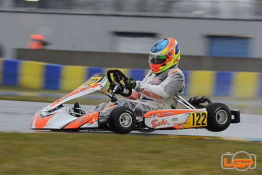 Rudy Champion- Le Mans - NSK - 2018 - Rotax master