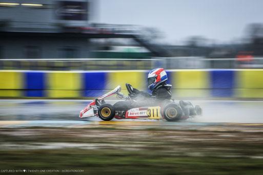 Matteo Spirgel- Le Mans - NSK - 2018 - Cadet -