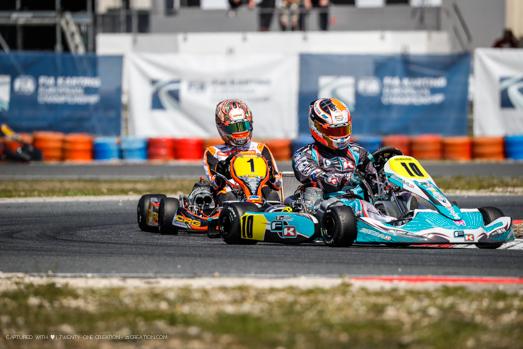 Jeremy Iglesias – CIK/FIA – Salbris - KZ