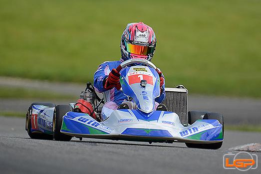 WINTEC CHAMBOURG - 1er GP1 et vainqueur scratch - © Agence LGP