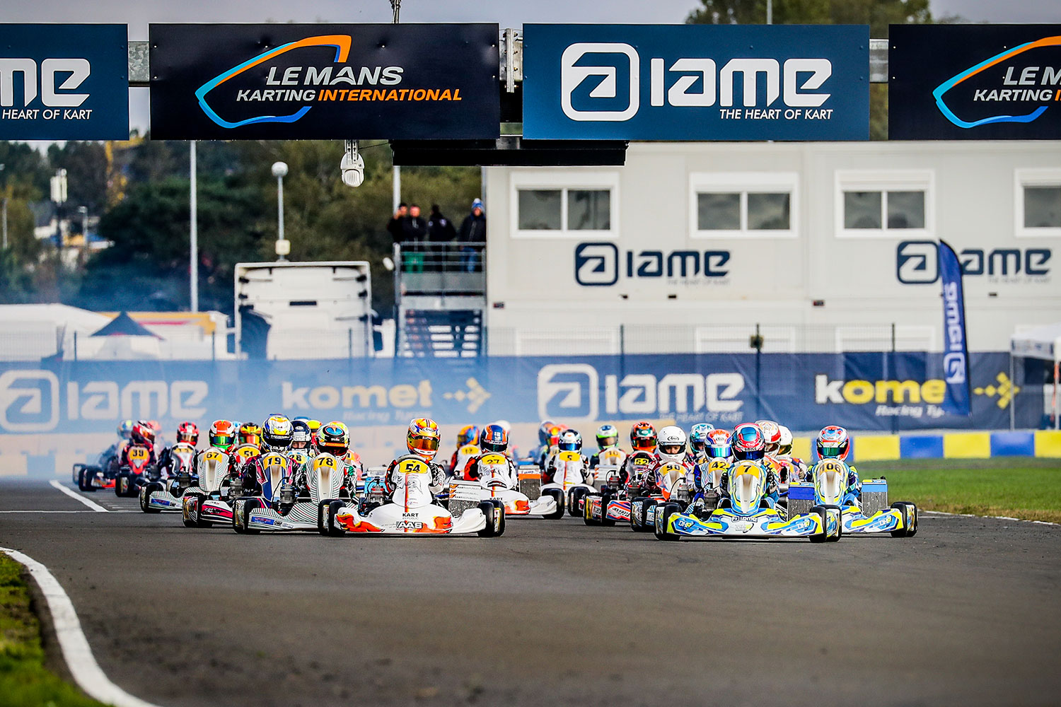 © Twenty-One Creation - IAME - X30 JUNIOR - 2020 - 2019 - © Jules Benichou - 21creation