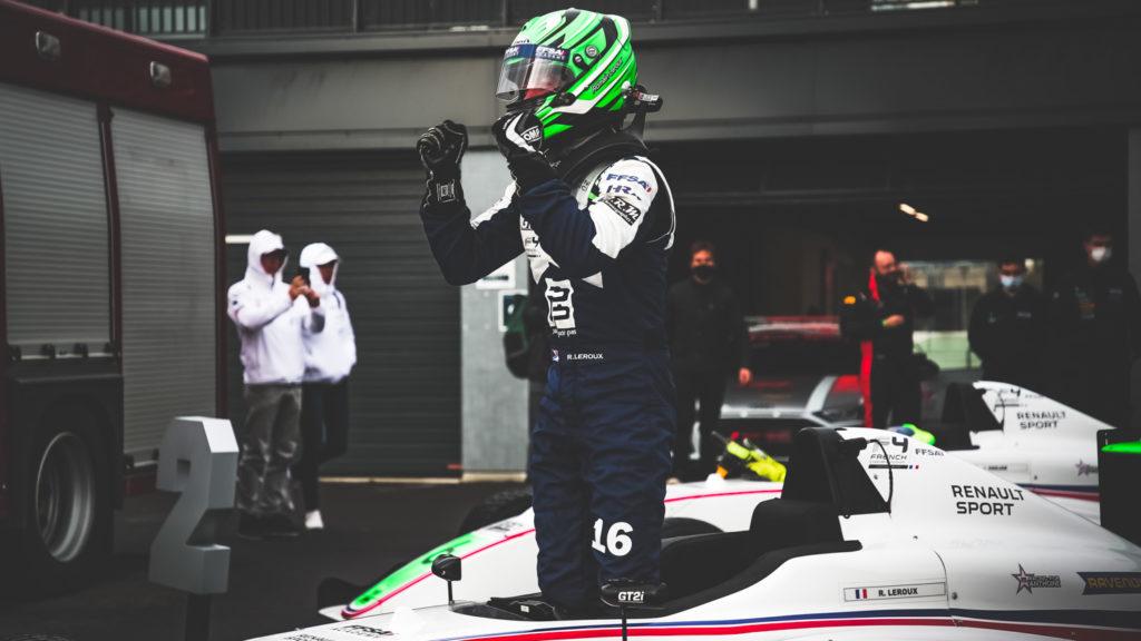 #16 Leroux Romain, Zandvoort-Twenty-One Creation - 2020 - F4 - FFSA ACADEMY